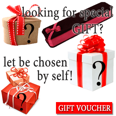 Gift voucher from jewelry watches store mysilverwatch.com