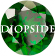 Chrome-diopside Watches