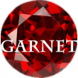 Garnet Silver Watches