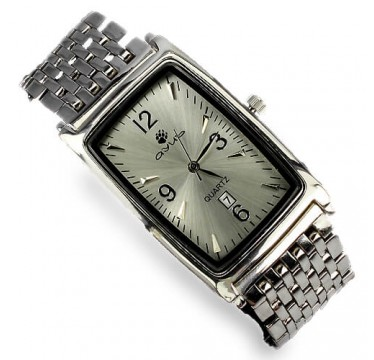 heavy espesially for men designed sterling silver watch